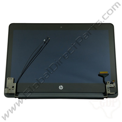 OEM HP Chromebook 11 11-V011DX Complete LCD & Digitizer Assembly - Black
