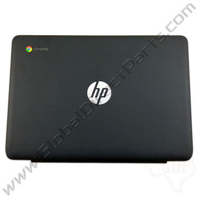 OEM HP Chromebook 11 11-V011DX LCD Cover [A-Side] - Black