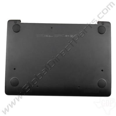 OEM Reclaimed HP Chromebook 11 G5, 11-V011DX Bottom Housing [D-Side] - Black