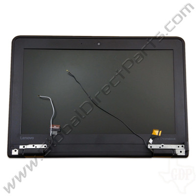 OEM Lenovo ThinkPad 11e Chromebook 3rd Generation Complete LCD Assembly - Black