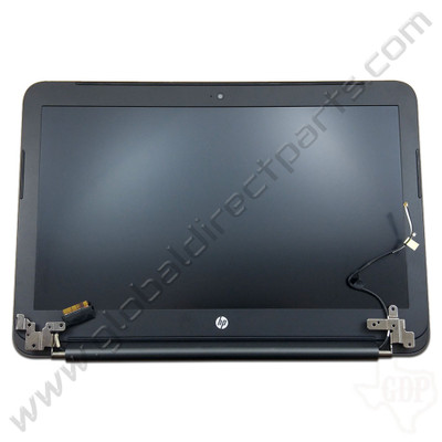 OEM Reclaimed HP Chromebook 14 G4 Complete LCD Assembly - Black