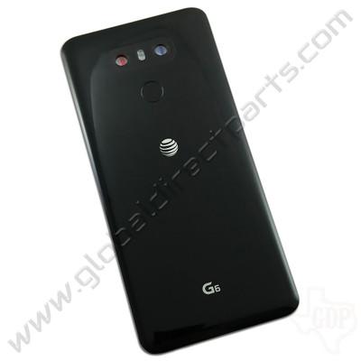 OEM LG G6 H871 Battery Cover - Black