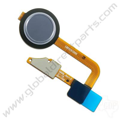 OEM LG G6 Fingerprint Scanner Flex - Silver