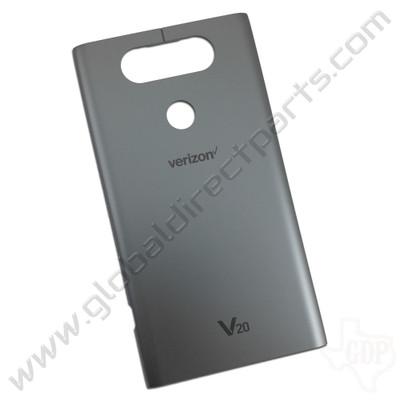 OEM LG V20 VS995 Battery Cover - Gray