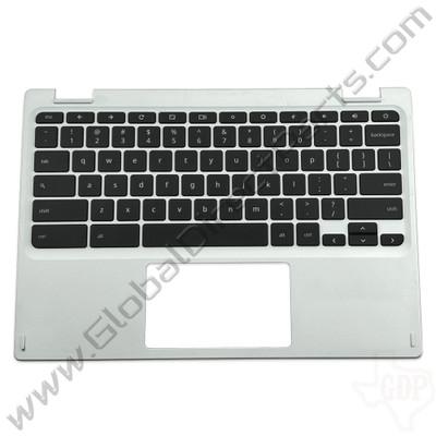 OEM Reclaimed Acer Chromebook 11 CB3-131 Keyboard [C-Side] - White