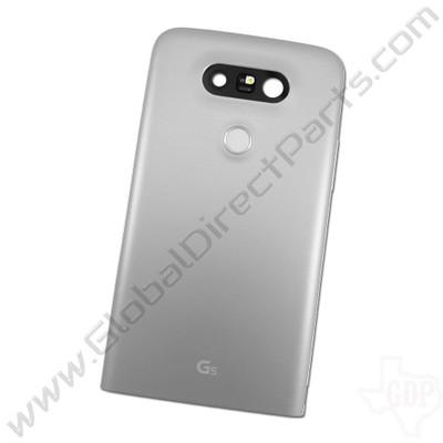OEM LG G5 US992 Rear Housing - Silver