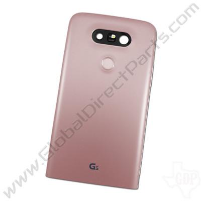 OEM LG G5 US992 Rear Housing - Pink