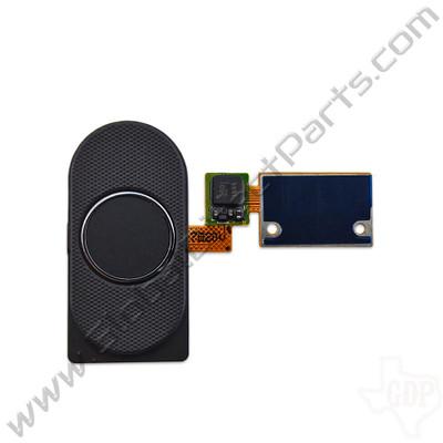 OEM LG V10 Fingerprint Scanner Flex - Black