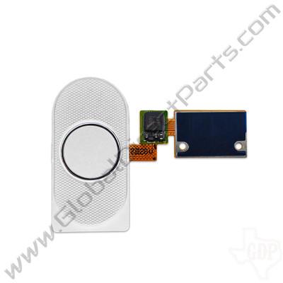 OEM LG V10 Fingerprint Scanner Flex - White
