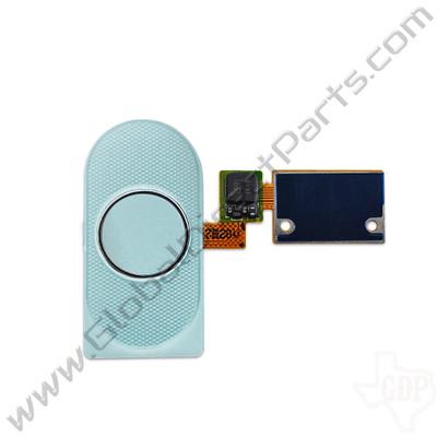 OEM LG V10 Fingerprint Scanner Flex - Blue