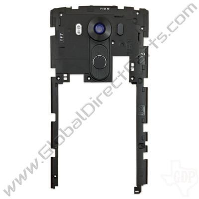 LG V10 VS990, H901 Rear Housing - Black
