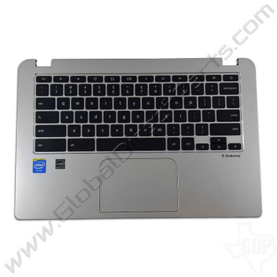 OEM Reclaimed Toshiba Chromebook 2 CB35-B3330, B3340 Keyboard with Touchpad [C-Side]