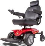 Alante Sport GP208 Power Chair w/ Captain's Seat by Golden
