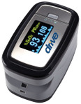 Deluxe Finger Tip Pulse Oximeter MQ3200 by Drive
