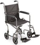 PMI Steel Transport Chair 9105 by Cardinal Health