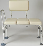 Padded Transfer Bench 98338MFH by Guardian