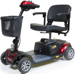 BUZZaround XL GB147 4-Wheel Portable Scooter by Golden