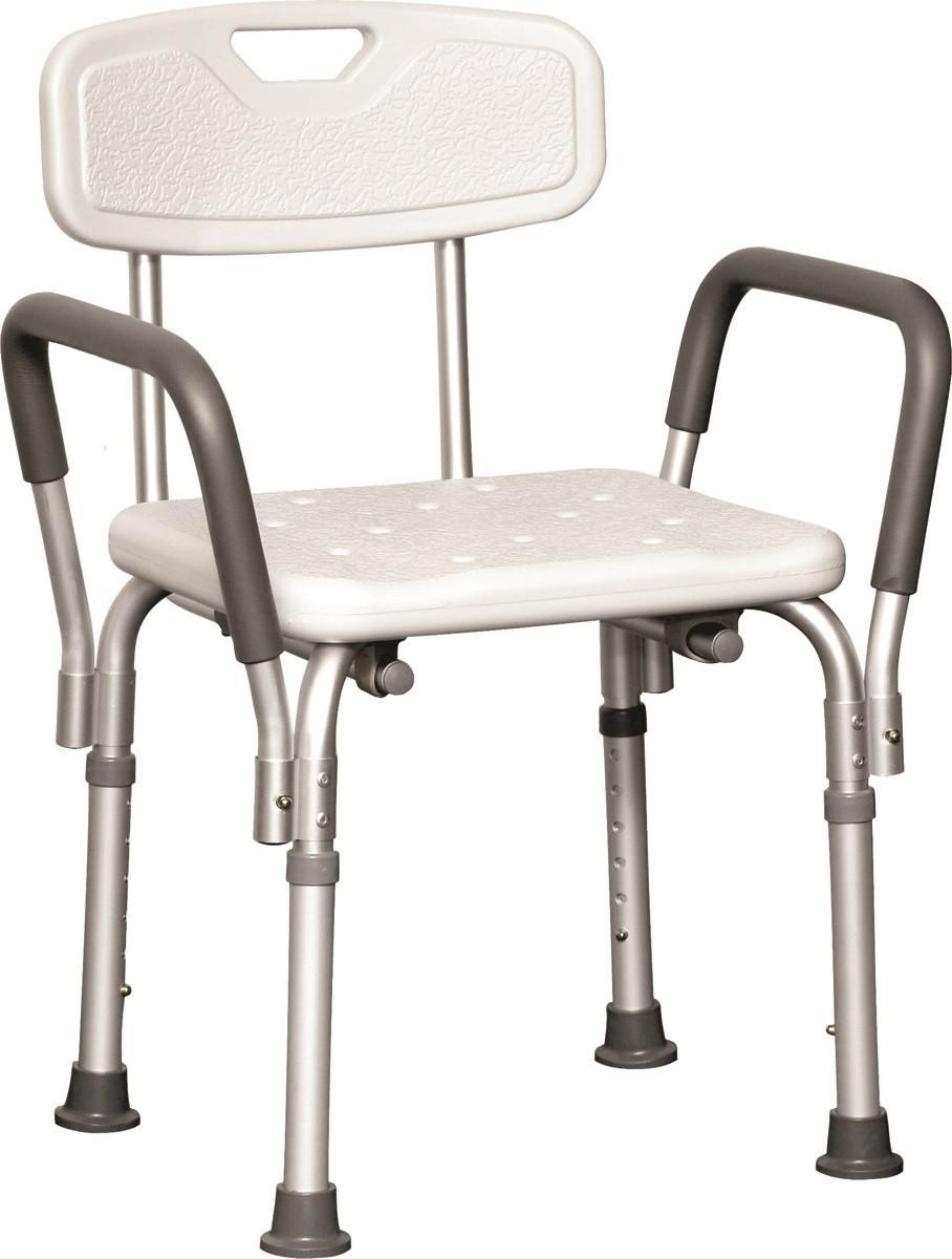 Probasics 302 Bath Chair with Arms