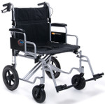Bariatric Transport Chair by Everest & Jennings EJ777-3