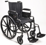 Traveler L4 Lightweight High Strength Wheelchair by Everest & Jennings