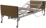 Patriot Semi Electric Hospital Bed US0208 by Lumex
