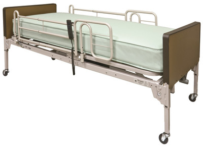 Shown with Full Length Bed Rails