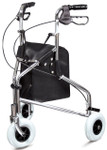 Lumex Sure Gait II 3-Wheel Steel Walker 609101A
