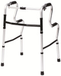 Lumex UpRise Onyx Folding Walker 700175C
