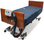Bed frame not included