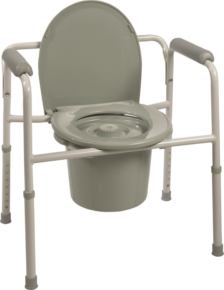 Probasics Commode All-In-One Steel BS31C