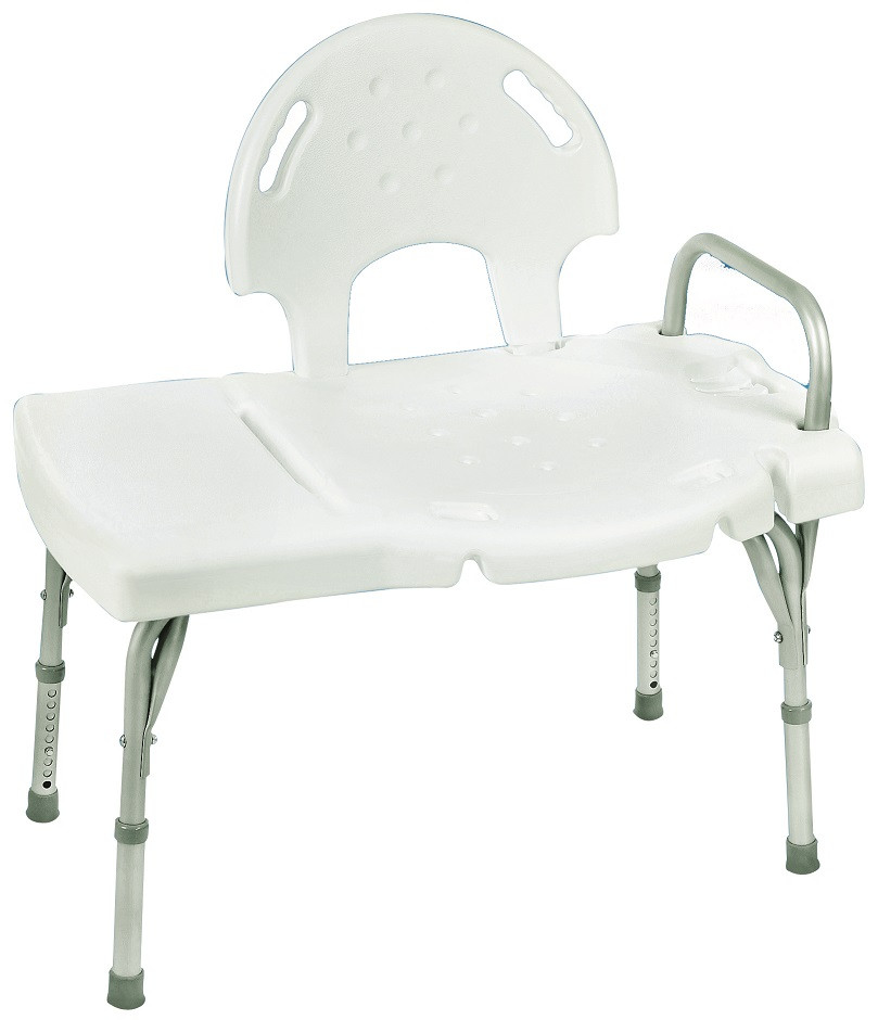 I-Class Heavy Duty Shower Transfer Bench 9670U by Invacare