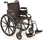 9000 SL Lightweight Invacare Wheelchair