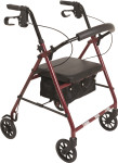 "Probasics Steel Rollator with 6"" Wheels RLS6"