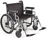 Heavy Duty Bariatric Invacare 9000 Topaz Wheelchair
