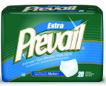 Prevail Protective Underwear Extra Absorbency by First Quality