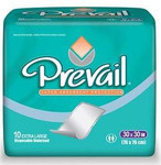Prevail Super Absorbent Bed Underpads by First Quality