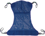 Full Body Mesh Patient Sling 13223 by Drive