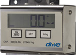 Digital Patient Lift Scale 13046 by Drive