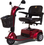 Golden Companion GC240 Mid Size 3-Wheel Scooter