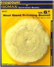 """6"""" Lambs Wool Bonnet"""