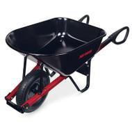 6cuft Stl Wheelbarrow