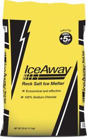Iceaway 25lb Deici Salt