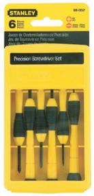 6pc Precision Screw Set