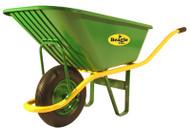 5cuft Poly Wheelbarrow