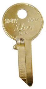 Chicago Lock Key Blank