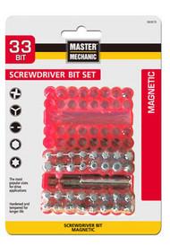 Mm 33pc Screw Bit Set