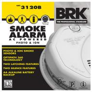 120v Photo Smoke Alarm