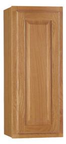 12x30 Oak Wall Cabinet
