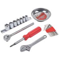 22pc Mech Hand Tool Set