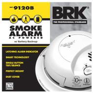 120v Ac Smoke Alarm